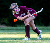 Columbus Academy Middle School Field hockey 2012 vs. Worthington