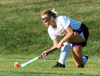 Columbus Academy Middle School Field Hockey 2012 vs. Silverhawks
