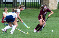 Columbus Academy Middle School Field Hockey 2012 vs. Granville